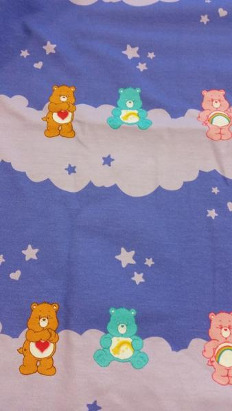 Care Bears Wolkenland LILA
